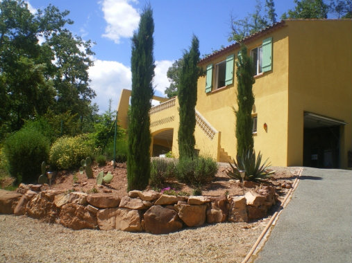 Haus Bagnols En Foret - 8 Personen - Ferienwohnung N°52588