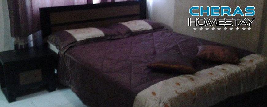 Appartement in Cheras voor  10 •   3 slaapkamers