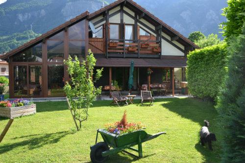 Maison 4 personnes Sallanches - location vacances  n°52620