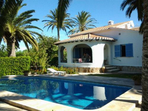 House in Denia - Vacation, holiday rental ad # 52637 Picture #6