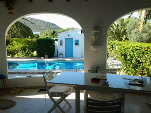 House in denia - Vacation, holiday rental ad # 52637 Picture #0