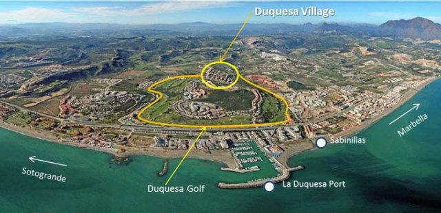 Appartement Duquesa Village - 4 personen - Vakantiewoning  no 52641