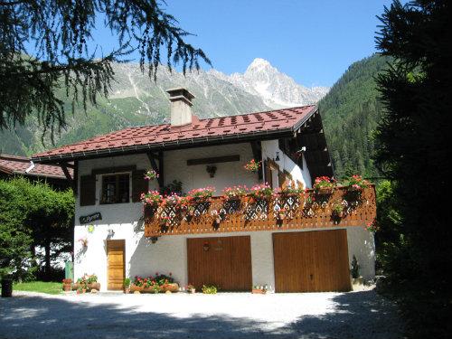 Chalet Chamonix - 5 personnes - location vacances  n°52657