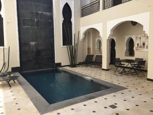 Maison 12 personnes Marrakech - location vacances  n°52659