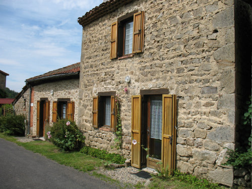 Gite in St gervais sous meymont for   4 •   animals accepted (dog, pet...)