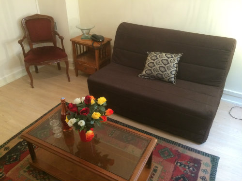 Appartement Paris - 2 personnes - location vacances  n°52701