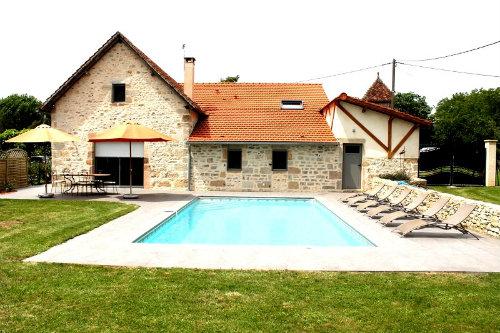 Gîte de charme et piscine  n°52715