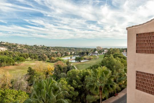 Flat in Elviria Marbella - Vacation, holiday rental ad # 52719 Picture #2