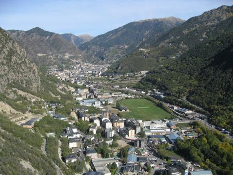 Chalet in Andorra la Vella - Vacation, holiday rental ad # 52720 Picture #1