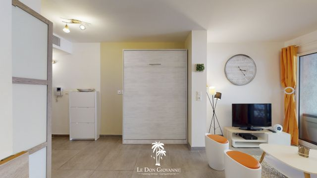 Studio in Carqueiranne - Vacation, holiday rental ad # 52726 Picture #12