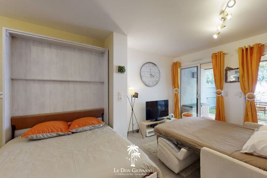 Studio in Carqueiranne - Vacation, holiday rental ad # 52726 Picture #4