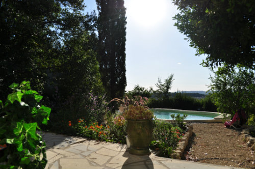 Maison Villevieille - 9 personnes - location vacances  n°52727
