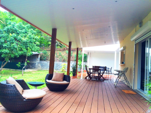 House in Nouméa for   7 •   with terrace   #52728