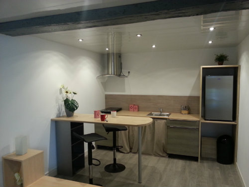 Appartement St Maurice Des Noues - 2 personnes - location vacances  n°52743
