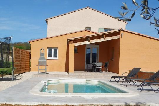 Gite in Saint marcel de careiret - Vacation, holiday rental ad # 52758 Picture #1