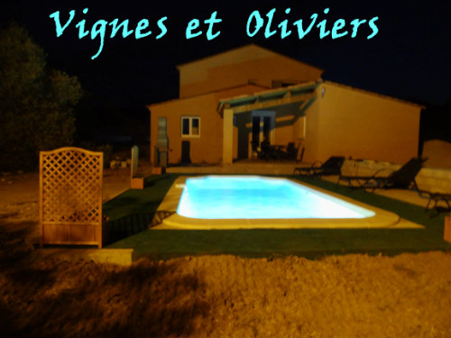 Gite in Saint marcel de careiret - Vacation, holiday rental ad # 52758 Picture #3
