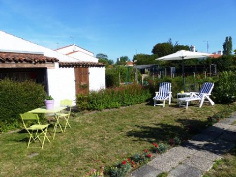 Flat in SAINT JEAN DE MONTS - Vacation, holiday rental ad # 52775 Picture #10