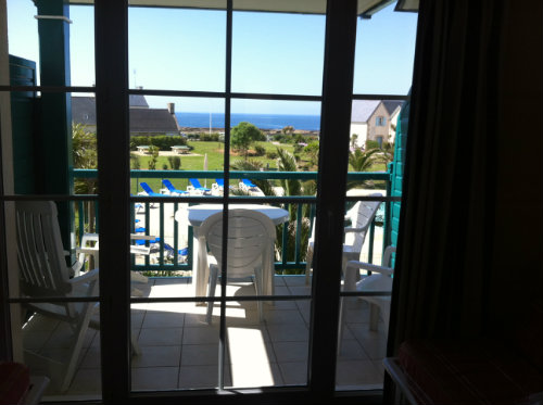 Flat in Guilvinec for   4 •   view on sea