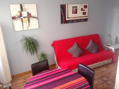 Appartement à Saint malo pour  4 •   animaux acceptés (chien, chat...)