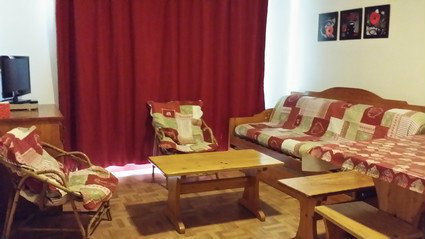 Flat in valfrejus - Vacation, holiday rental ad # 52803 Picture #3