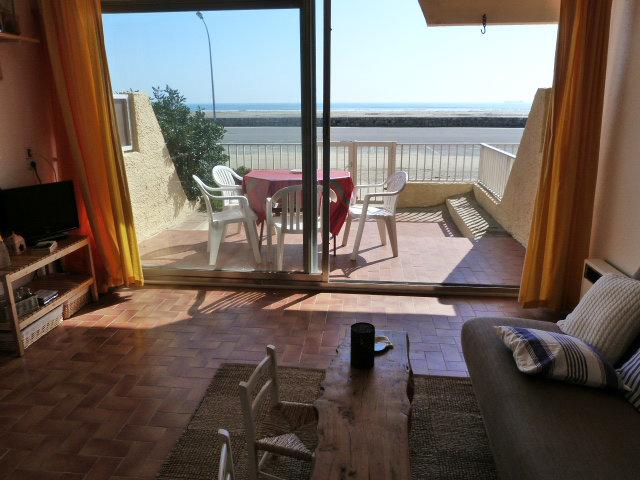 Appartement 4 personen Port La Nouvelle - Vakantiewoning  no 52804