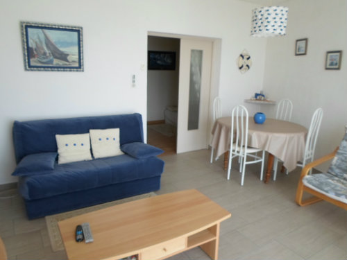 Flat in St Jean de Monts - Vacation, holiday rental ad # 52806 Picture #2