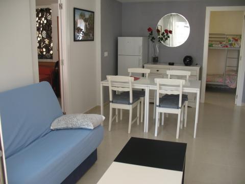 Apartamento 8 personas Peñiscola - alquiler n°52807