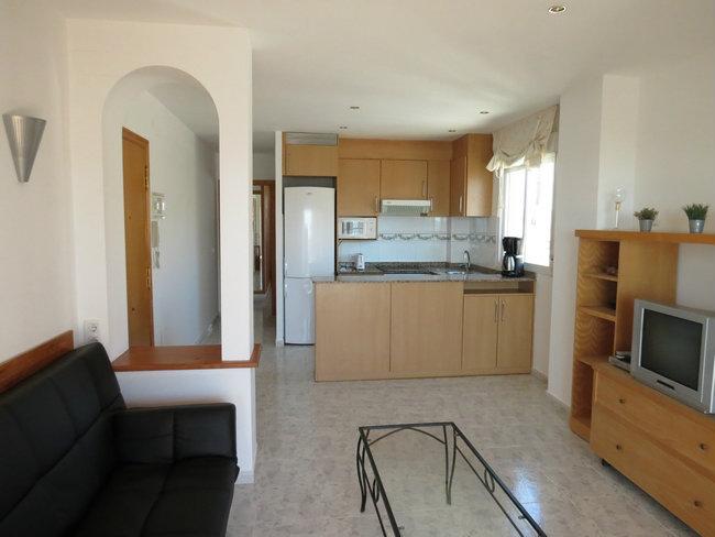 Appartement Peniscola - 4 Personen - Ferienwohnung N°52815