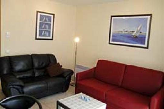Flat in Bredene - Vacation, holiday rental ad # 52816 Picture #2