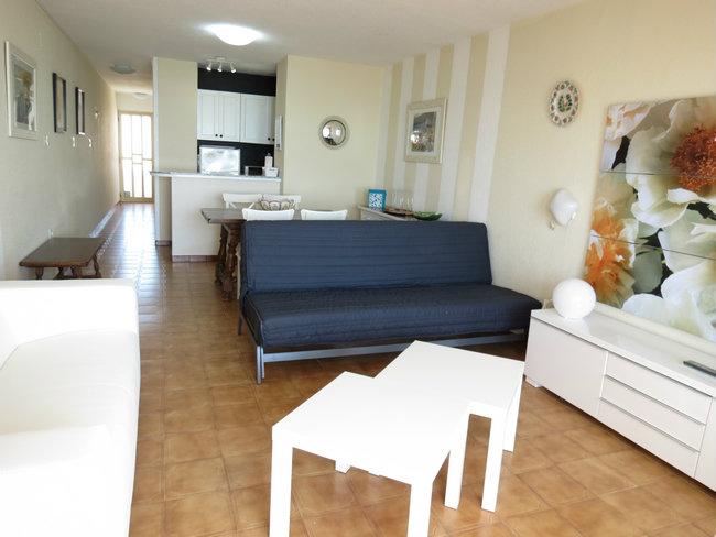 Appartement 4 personnes Peniscola - location vacances  n°52819