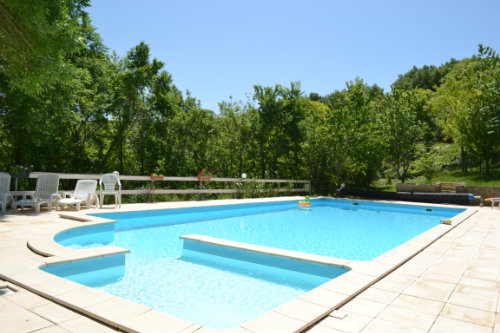 Gite in Laurac for   18 •   animals accepted (dog, pet...)   #52883