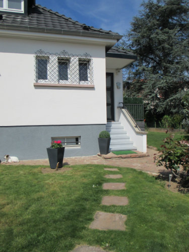House Colmar - 3 people - holiday home  #52903