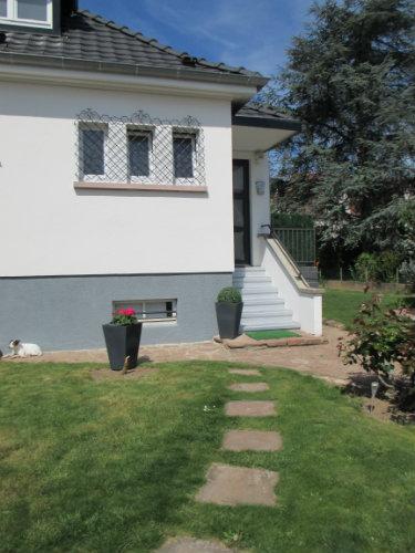 Maison Colmar - 3 personnes - location vacances  n°52903