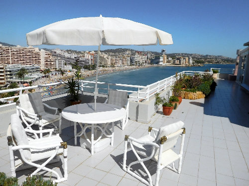 Flat Calpe - 2 people - holiday home  #52945