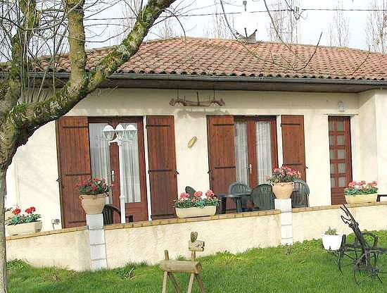 Gite Saint Sardos - 5 personnes - location vacances