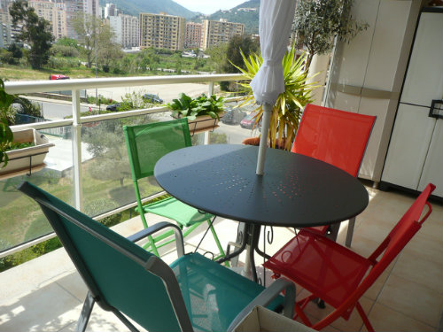 Studio in Ajaccio - Vacation, holiday rental ad # 52961 Picture #5