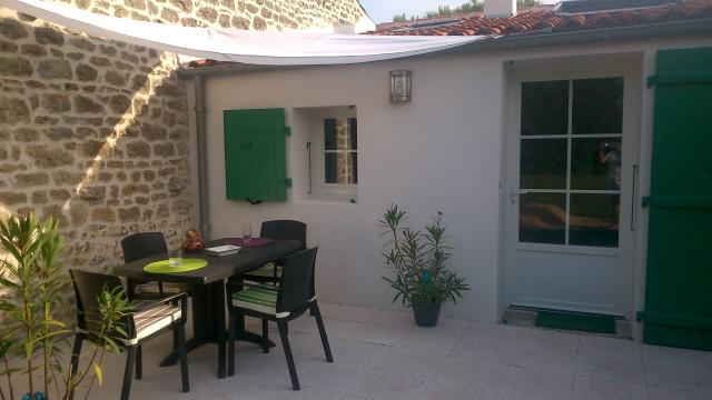 Gite in Saint Denis d'Oléron - Vacation, holiday rental ad # 52976 Picture #1