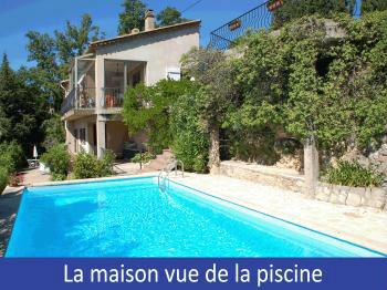 Maison Callian - 10 personnes - location vacances  n°52982