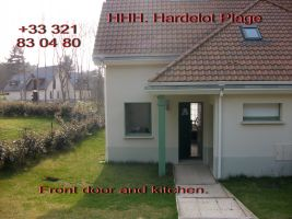 House Hardelot-plage  - 8 people - holiday home  #52545