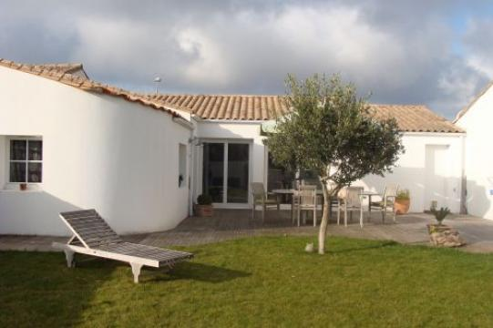 House 6 people Sainte Marie De Ré - holiday home  #53002
