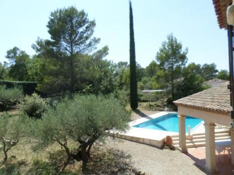House Carcès - 10 people - holiday home  #53027