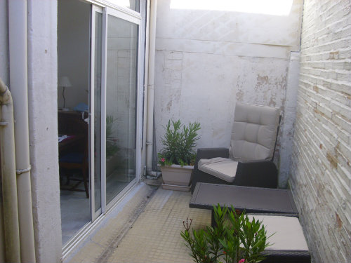 Flat in Arcachon - Vacation, holiday rental ad # 53047 Picture #2
