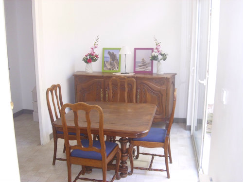 Flat in Arcachon - Vacation, holiday rental ad # 53047 Picture #5
