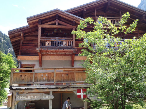 Flat in Pralognan la vanoise for rent for  5 people - rental ad #53057