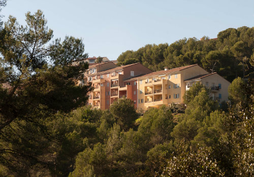 Flat Mougins - 2 people - holiday home  #53069