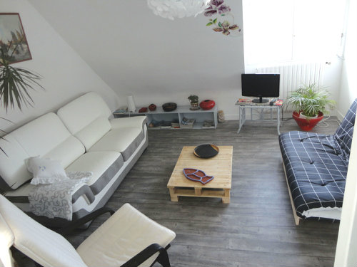 Flat Concarneau - 5 people - holiday home  #53076