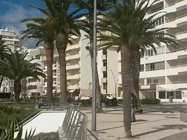 Flat in Armaçao de Pera - Vacation, holiday rental ad # 53088 Picture #1
