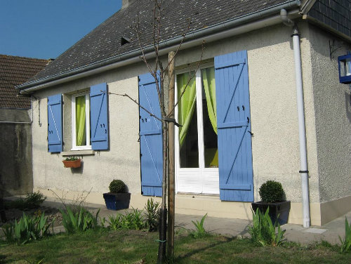 Gite in Isigny sur mer - Vacation, holiday rental ad # 53135 Picture #0