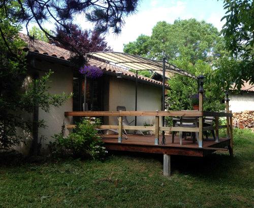 Gite Montfermier - 5 personnes - location vacances  n°53136
