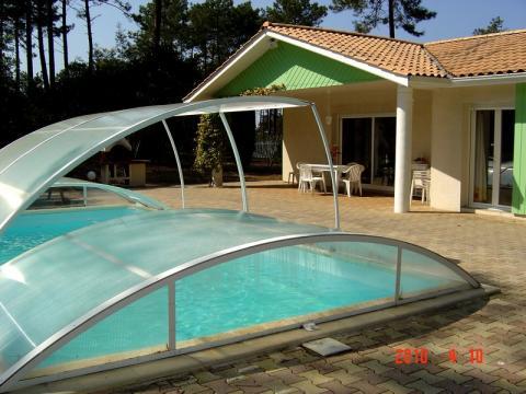 Maison Lacanau Océan - 6 personnes - location vacances  n°53139